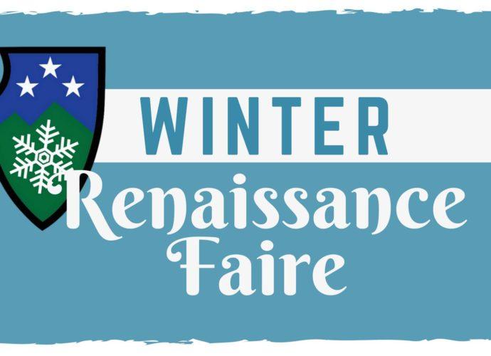 Vermont Winter Renaissance Faire logo
