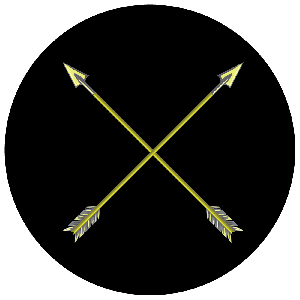 Archery marshal icon
