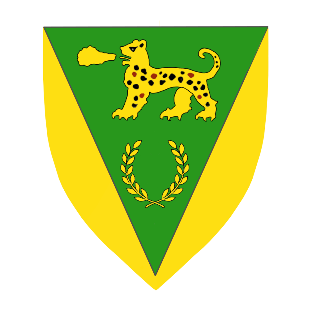 Panther Vale crest