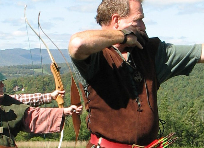 Archers at Lost Tip